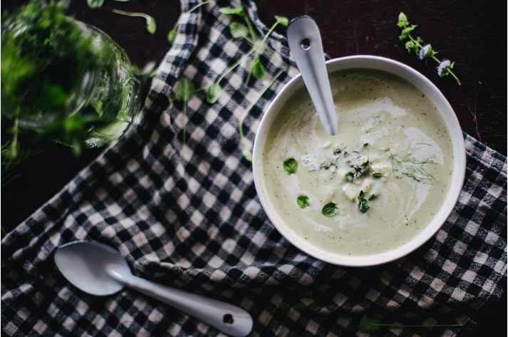 Apple & Fennel Soup