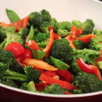 Vegetable In Sweet Chili Sauce