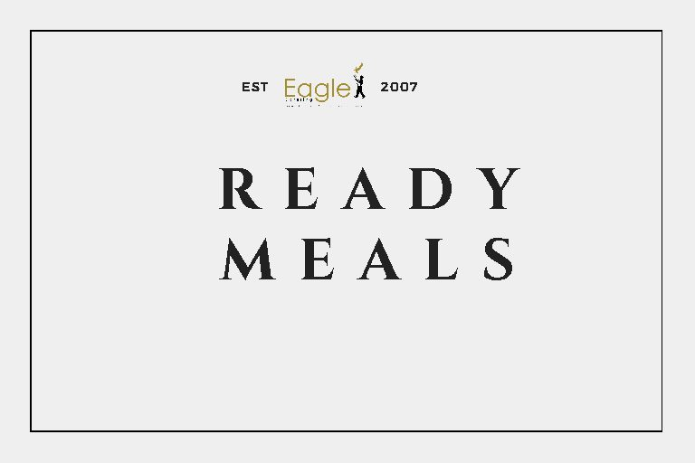 Ready Meals & Snacks